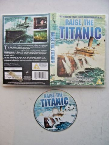 Raise The Titanic (DVD, 2003)